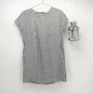 Madewell Daphne Button-Back Tee Dress